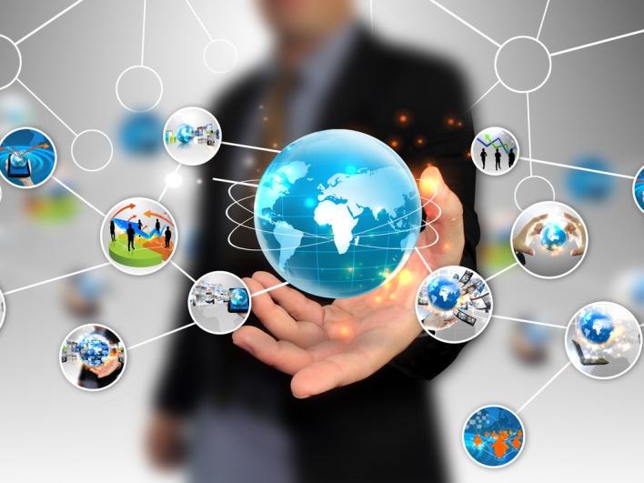 Презентация на тему социальные сети по информатике